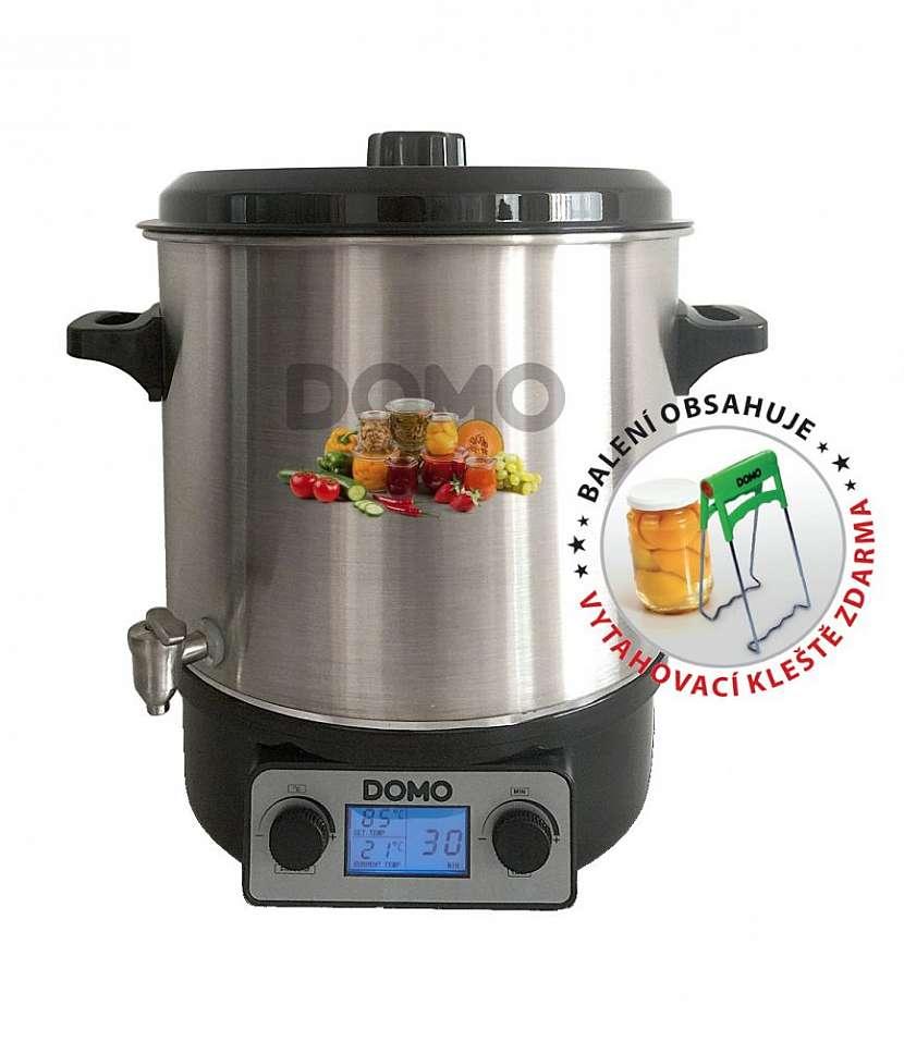 Zavařovací hrnec DOMO DO42326PC