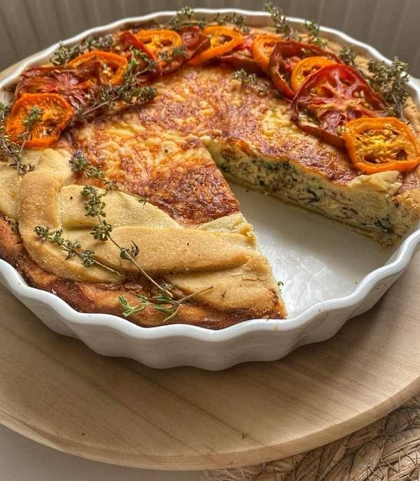 Zkuste si připravit quiche se třemi druhy španělského sýra, které koupíte na edelikatesy.cz