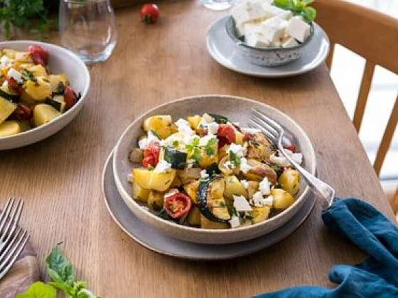 Jak chutná středomořský briam? (Zdroj: Gorenje)