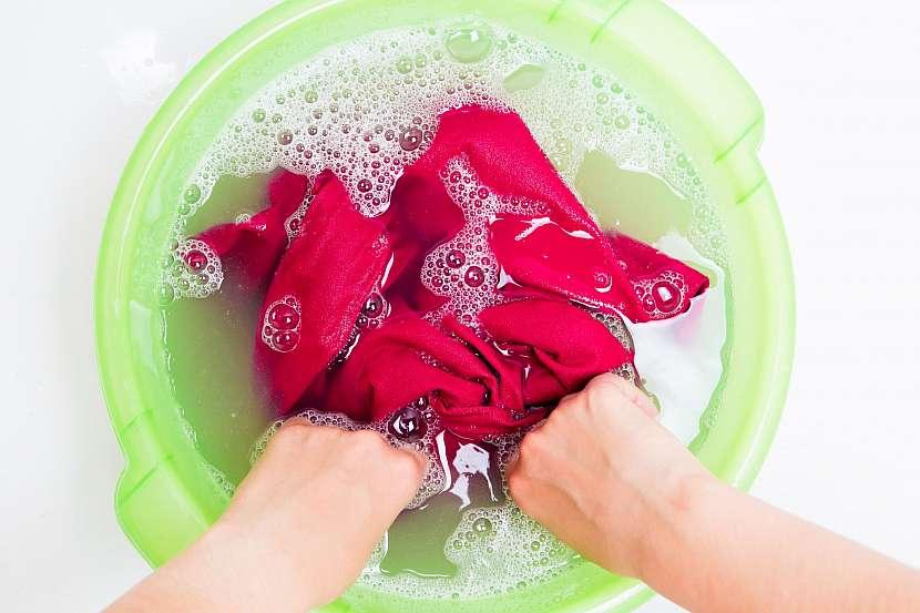 Mýdlová voda jako postřik