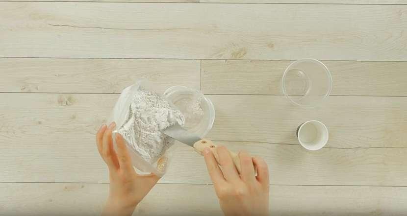 Sádrový květináč: Tvoření ze sádry je rychlé a jednoduché 2