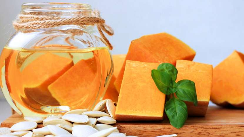 Proč jíst dýně: dýňový olej je skvělý proti kožním chorobám