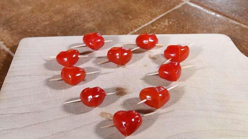 Zamilovaná rajčátka 3
