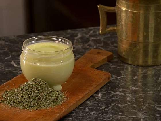 Vyrobte si mast z majoránky - bylinky se zázračnými účinky (Zdroj: Prima DOMA MEDIA, s.r.o.)