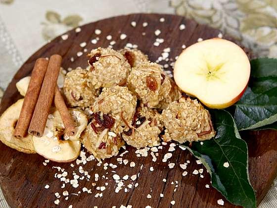 Jablečné sušenky bez mouky a cukru podle našeho receptu zvládne každý (Zdroj: Archiv FTV Prima, se svolením FTV Prima)