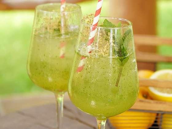 Připravte si Huga, lahodný letní koktejl z prosecca (Zdroj: Archiv FTV Prima, se svolením FTV Prima)