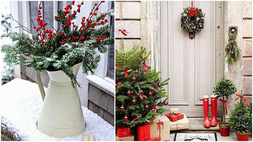 Vánoce podle tradice: Vánoce před dveřmi