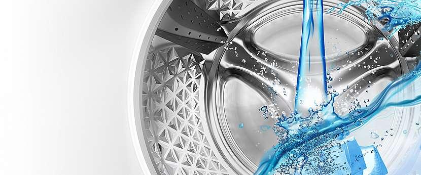 K praní sportovního prádla používejte ideálně tekuté prací prostředky