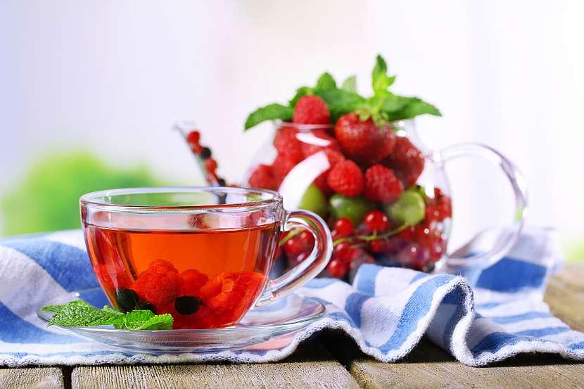 Uvařený čaj