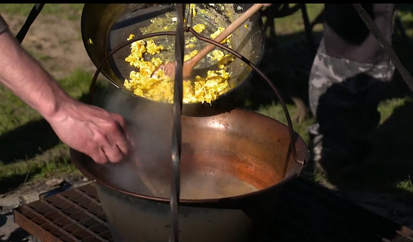 Vajíčka do polévky