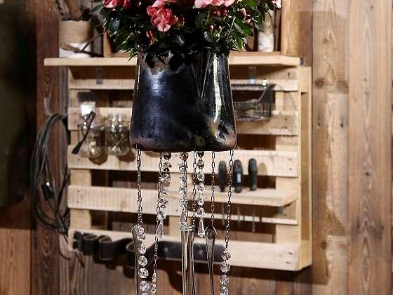 Vyrobte si vychytanou zvonkohru. Ta nejen, že krásně zvoní, ale i krásně zdobí (Zdroj: Archiv FTV Prima)