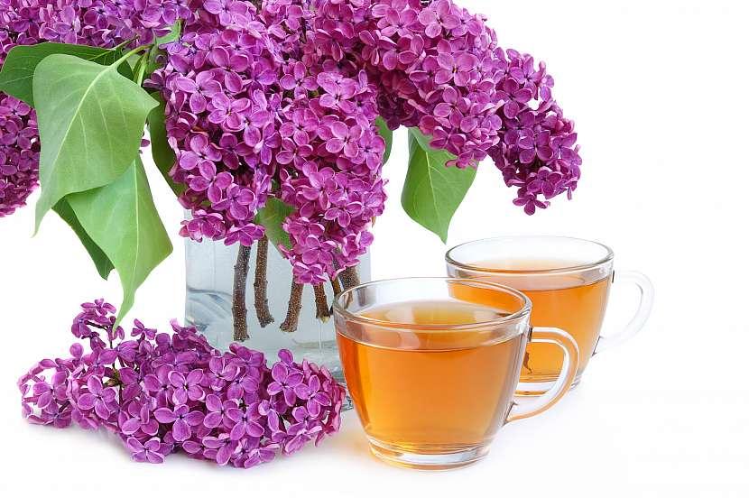 Šeříkový čaj