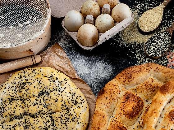 Pita chleba je jednoduchý na výrobu (Zdroj: Depositphotos (https://cz.depositphotos.com))