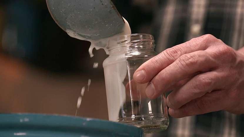 Jogurt do skleničky