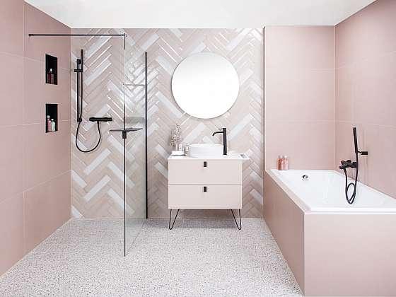 Do koupelen přichází barvy. Experimentujte, bořte zažité konvence (Zdroj: SIKO)