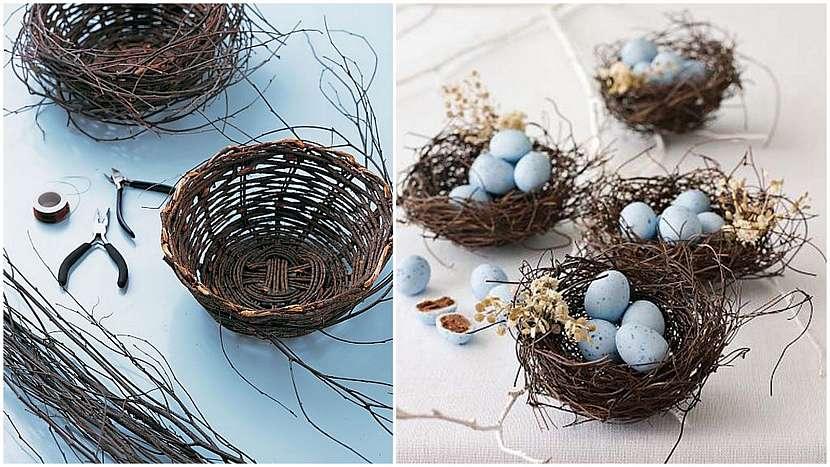 Hnízda zkošíků