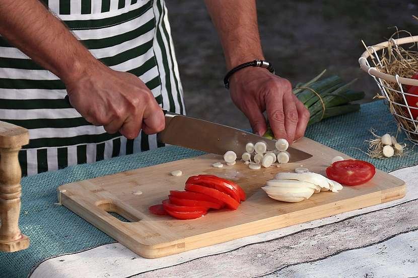 Rychlá pizza z pánvičky: připravímeoblohu