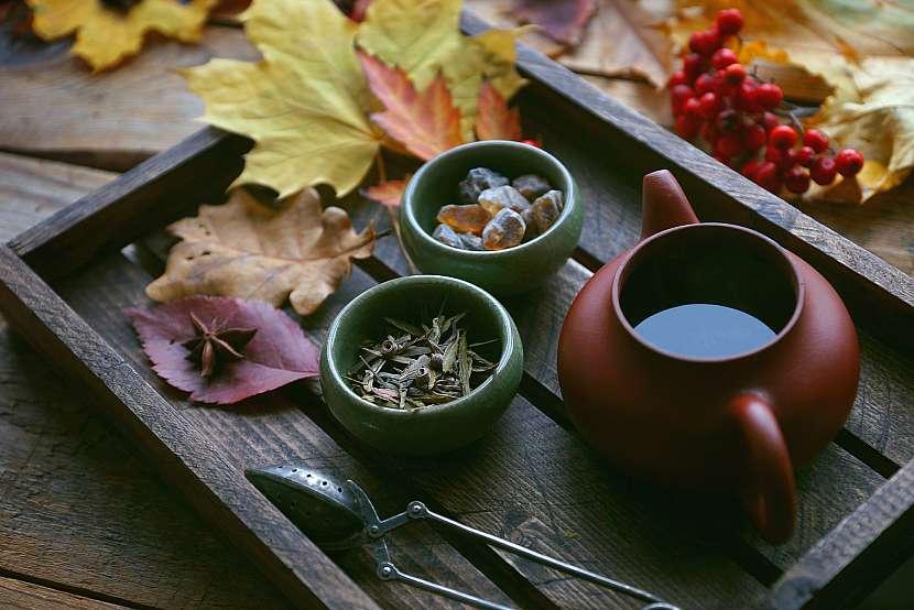 Uvařte si dobrou kávu nebo čaj a uvolněte se