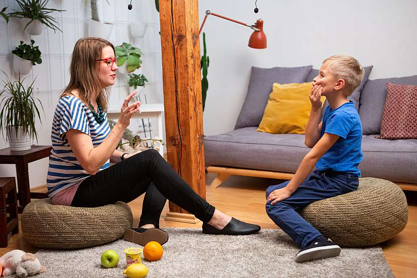 Aktivity s dětmi