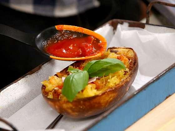 Připravte si rychlou večeři v podobě dýňových špaget (Zdroj: Archiv FTV Prima)