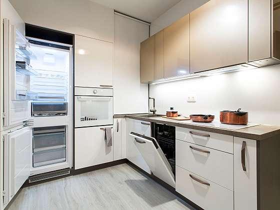 Štěstí v podobě nové kuchyně (zdroj: FTV Prima)