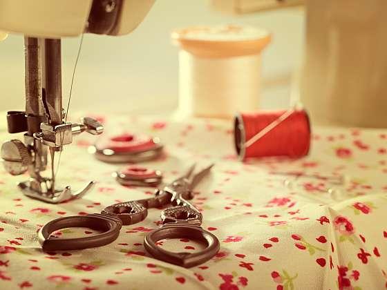 Pořiďte si šicí stroj, poradíme vám s výběrem (Zdroj: Depositphotos)