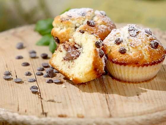 Upečte si skvělé čokoládové muffiny (Zdroj: Archiv FTV Prima)