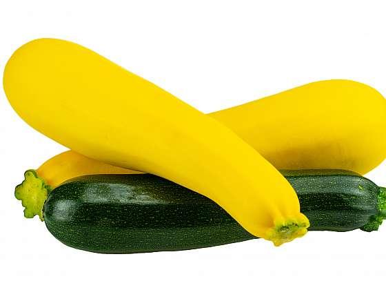 Cukety jsou velmi oblíbená zelenina. Máme pro vás recepty na cuketové pokrmy (Zdroj: Depositphotos)