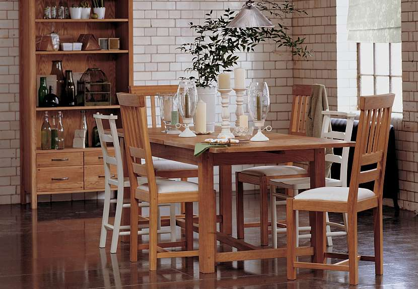 Nábytek z dřevěného masivu: Jak ošetřovat dřevěný nábytek 3