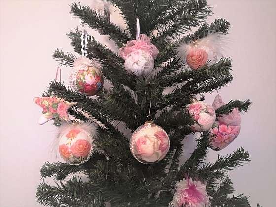 Vytvořte si vlastní kolekci vánočních ozdob (Zdroj: Pavlína Wagnerová Málková)