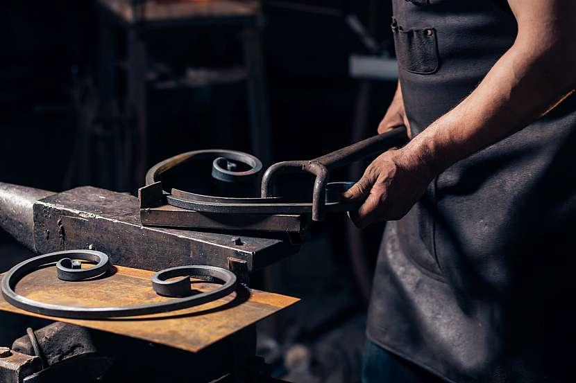 Umělecký kovář