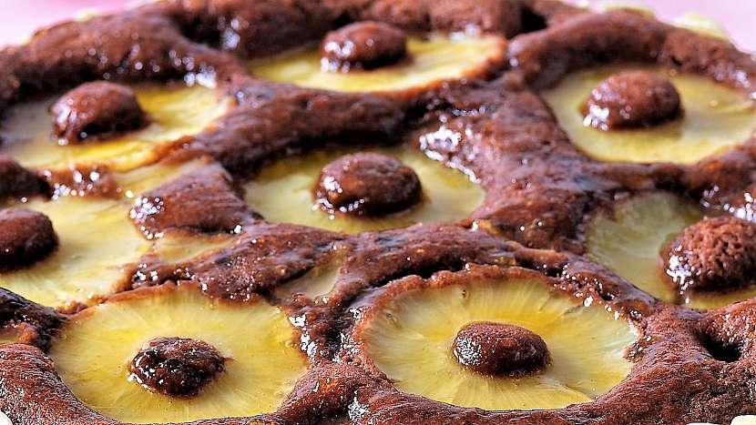 Recept na rychlý čokoládový dort s trefným jménem vykulený voči