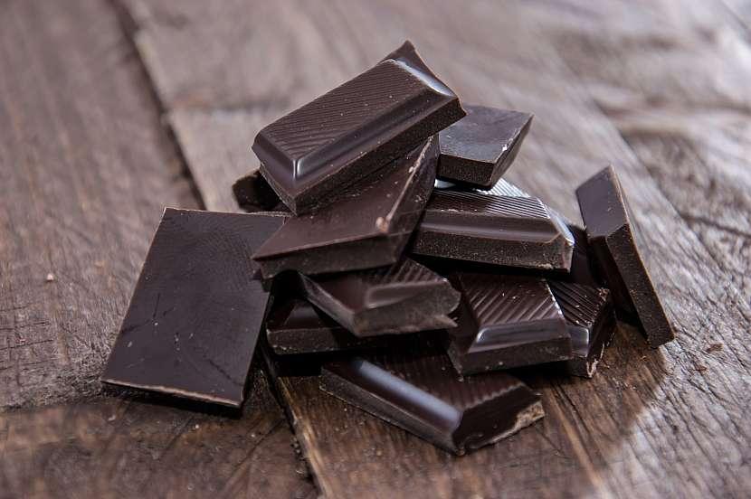 Druhy čokolády