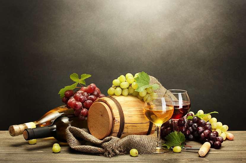Sud, víno