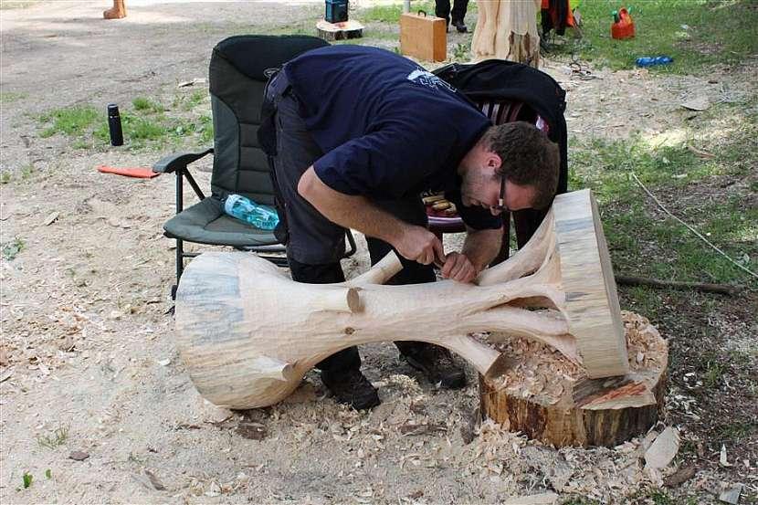 Vydejte se na výlet: Svatoanenské dřevosochání 2