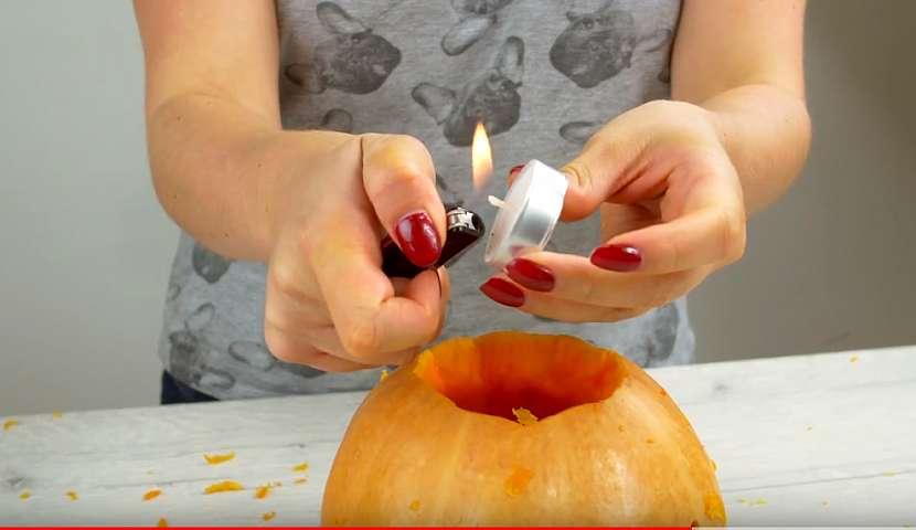 zapalte svíčku