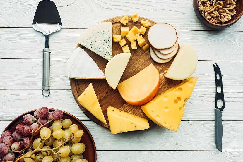 Sýrové nože