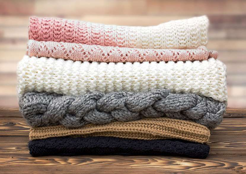 Vlněné svetry