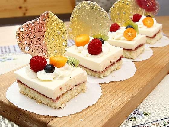 Tvarohové kostky jako od mistra cukráře (Zdroj: Archiv FTV Prima, se svolením FTV Prima)