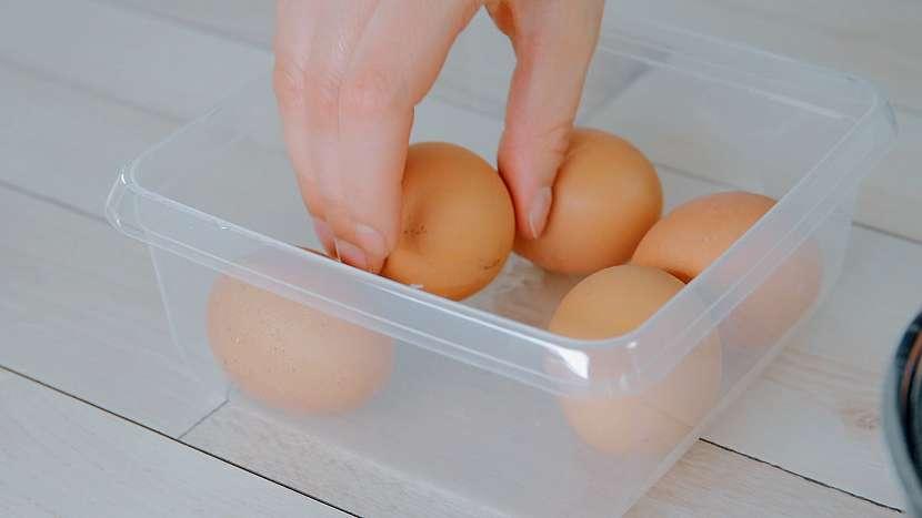 Trik, jak hravě oloupat vejce natvrdo