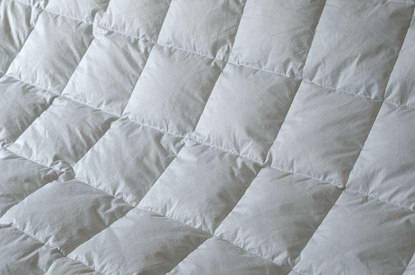 Péřová deka