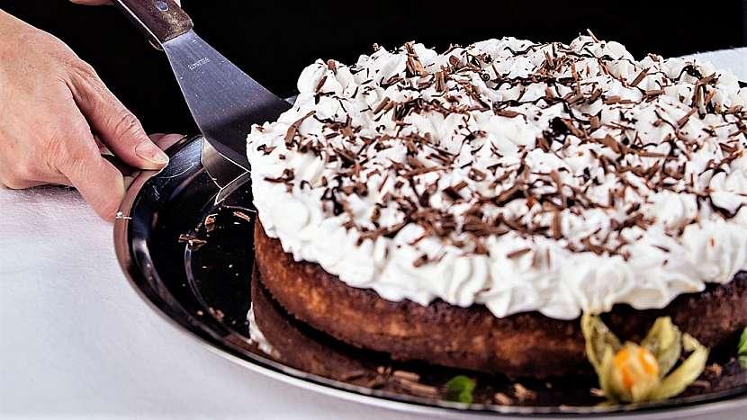 Recept na božský čokoládový cheesecake z ricotty