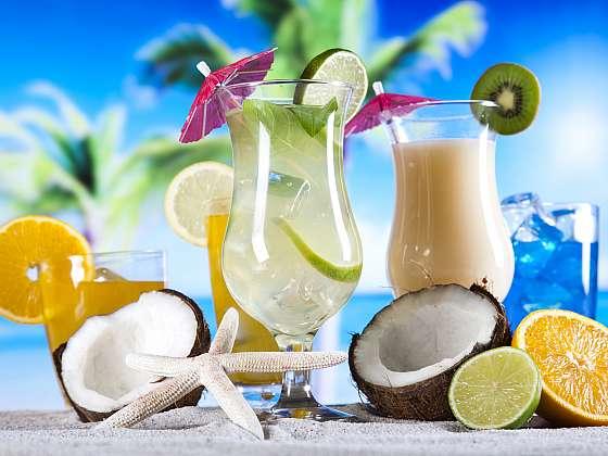 Recept na 5 snadných osvěžujících koktejlů v alko i nealko verzi (Zdroj: Depositphotos (https://cz.depositphotos.com))