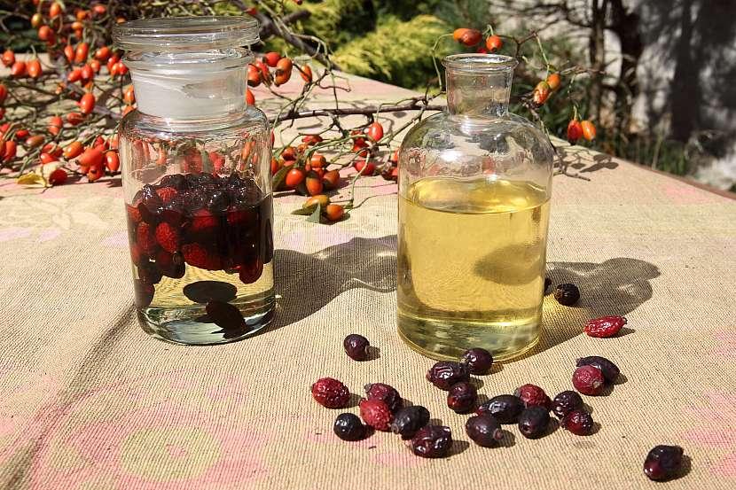 Šípkový olej u vás doma nesmí chybět (Zdroj: Archiv FTV Prima, se svolením FTV Prima)