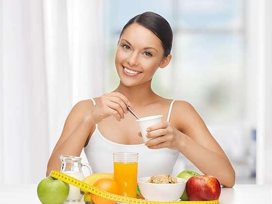 Zdravý jídelníček prospívá našemu tělu, linii i duši (Zdroj: Depositphotos)