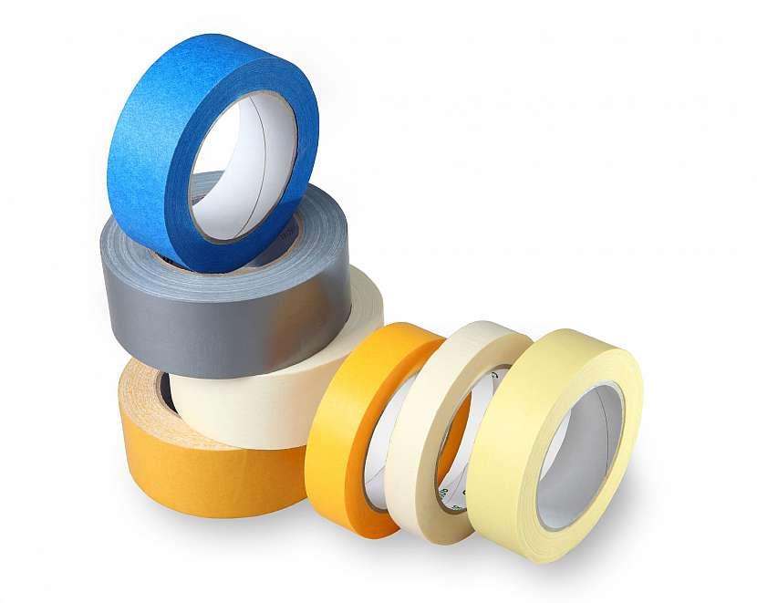 Různé pásky