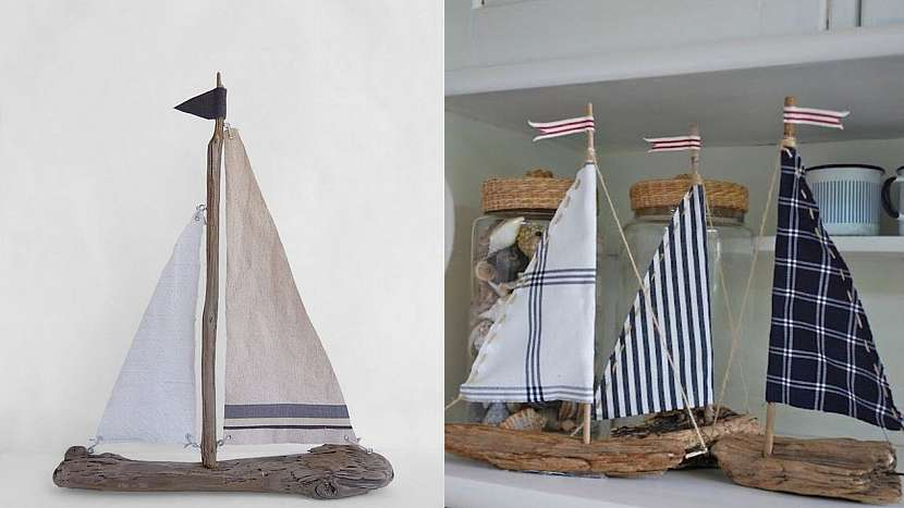 Vyplaveno z moře: Napněte plachty!