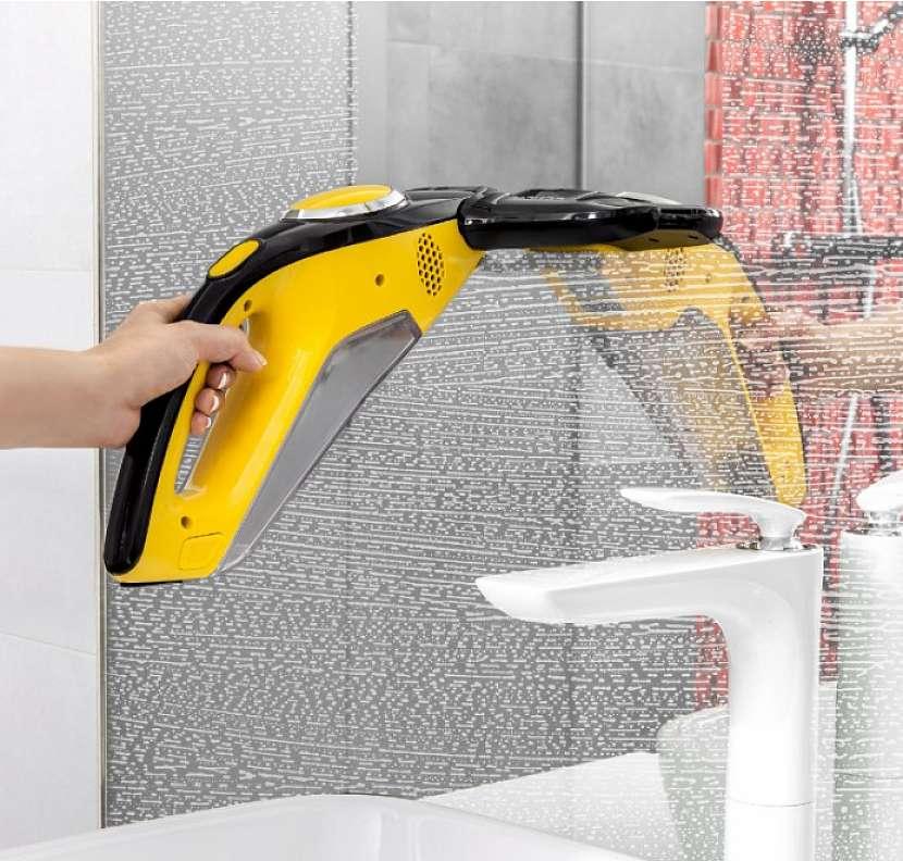 Akumulátorový čistič oken - ASTOREO 2