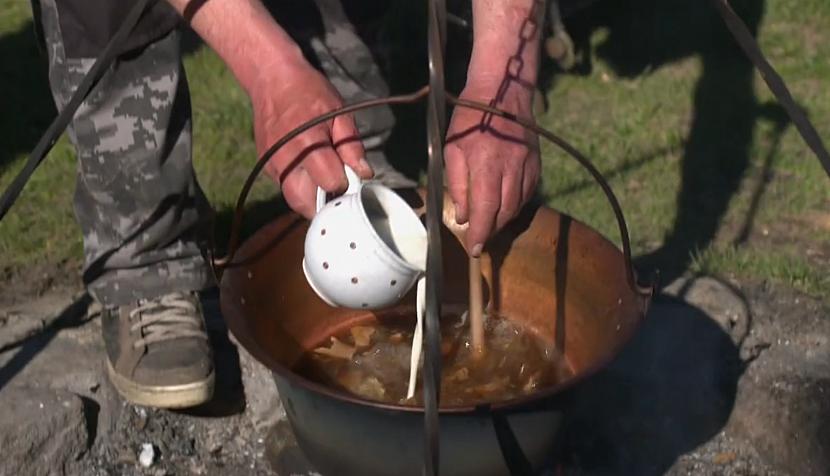 Záděl do polévky