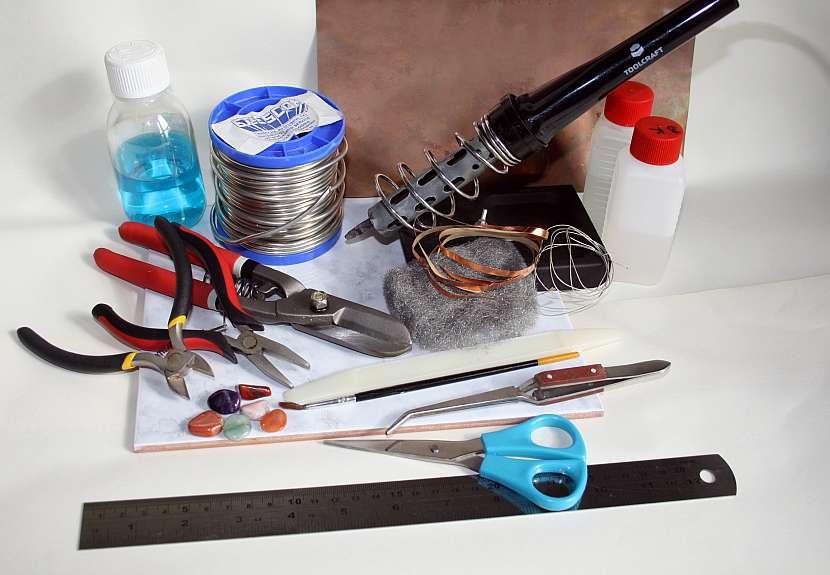Jak si vyrobit originální pájenou krabičku na poklady 2